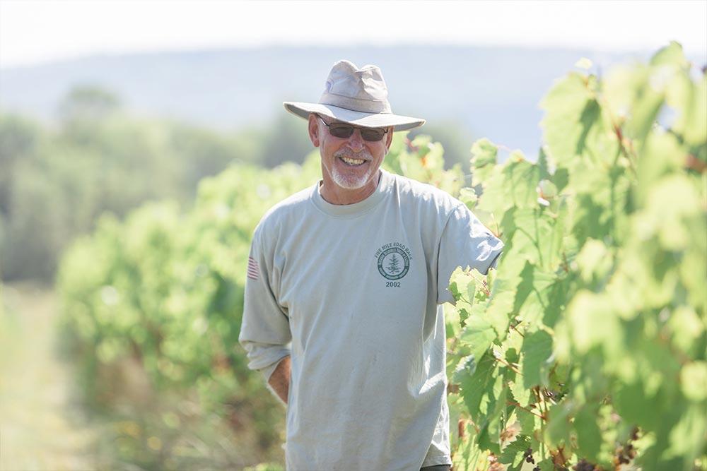 Motts Landing Vineyard