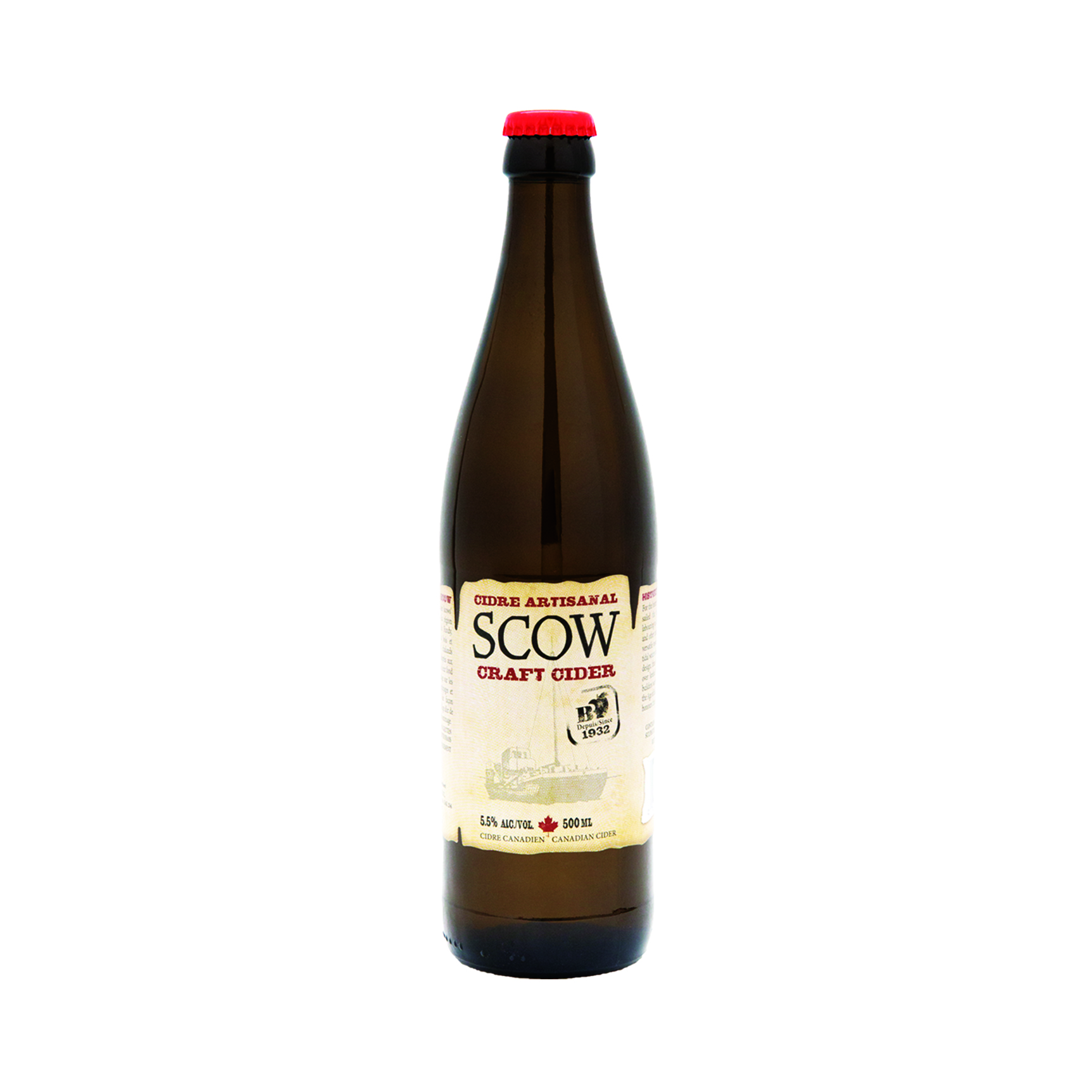 Cidre Artisanal SCOW Craft Cider