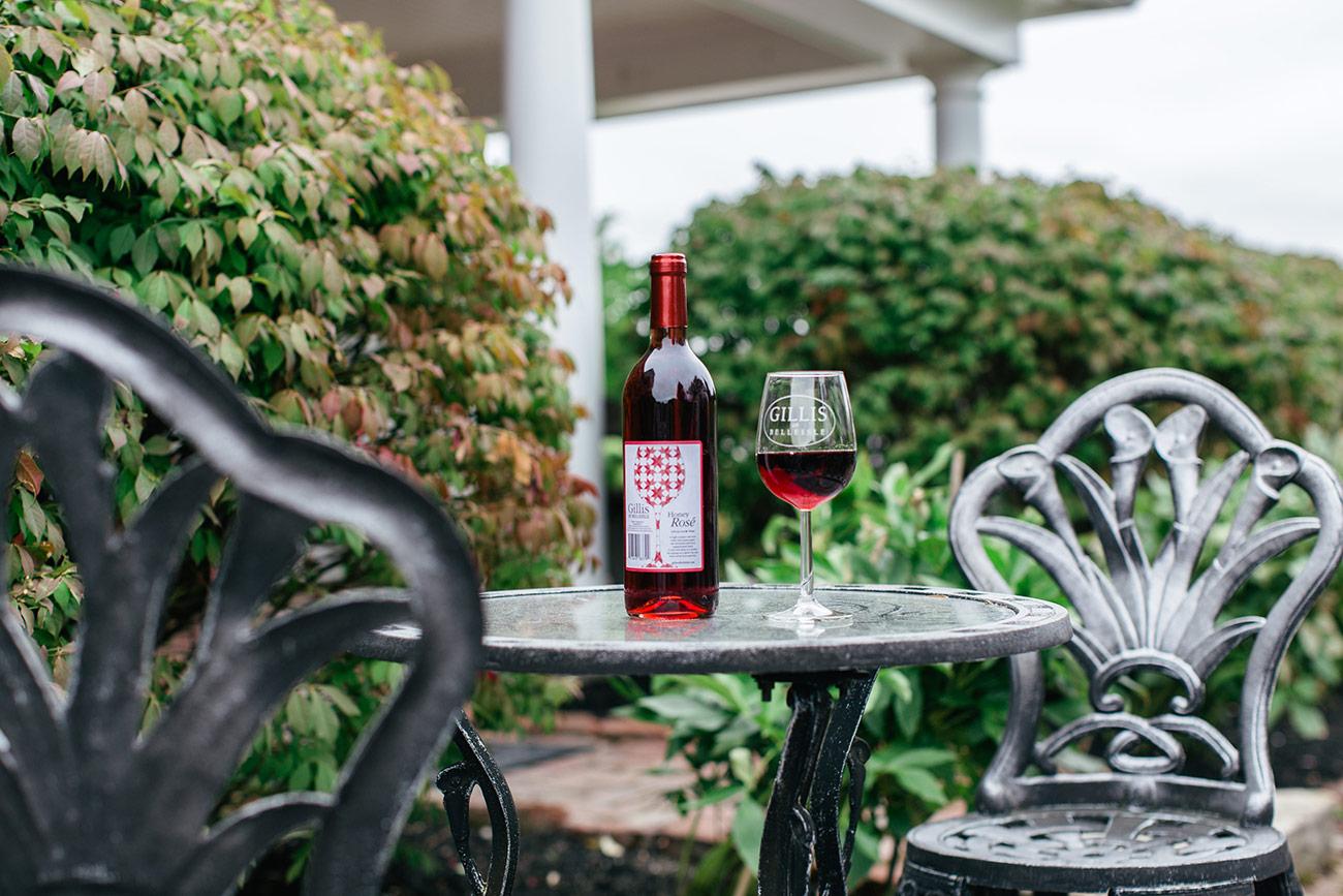 Gillis of Belleisle Winery 1