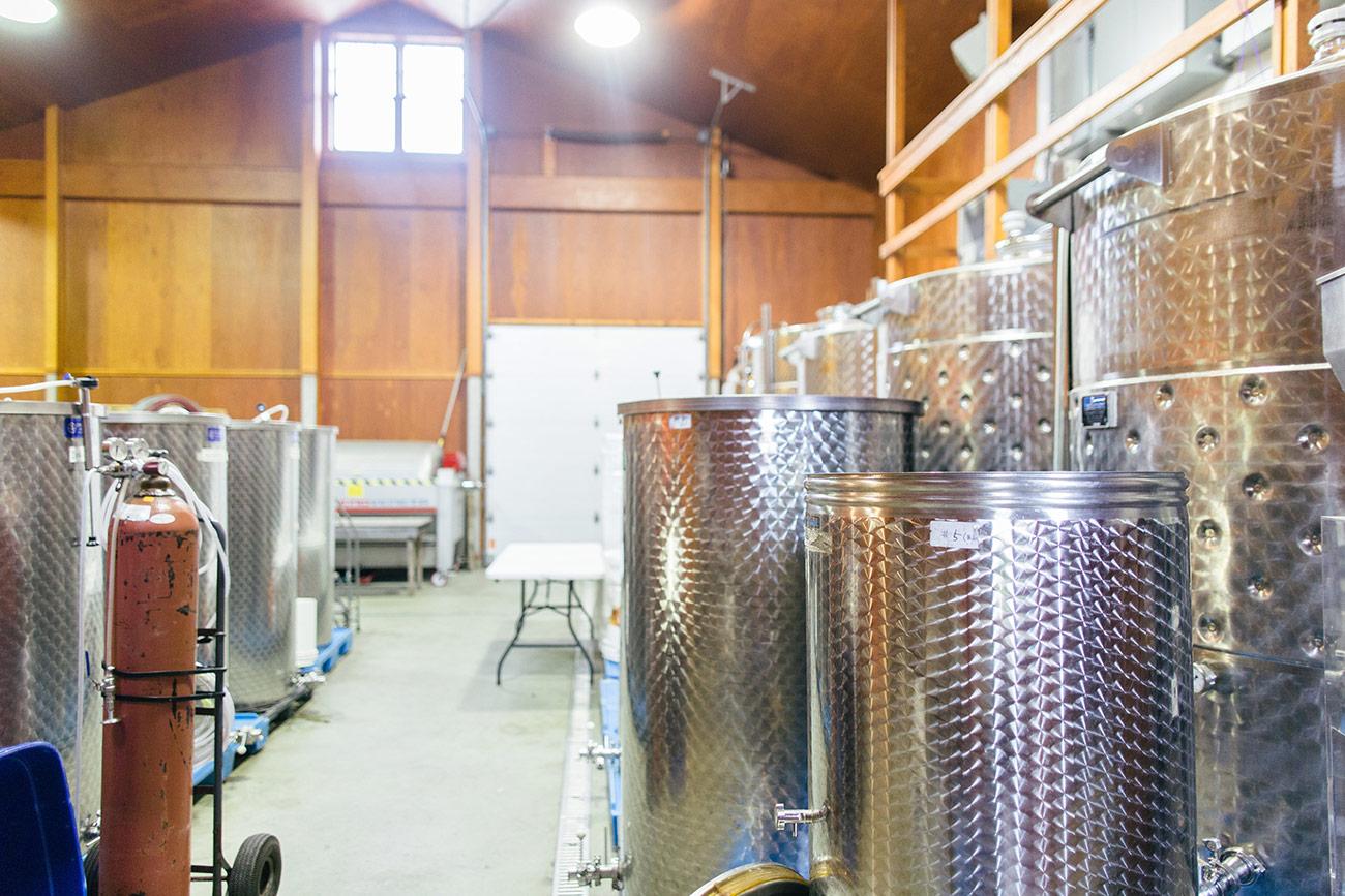Gillis of Belleisle Winery 3
